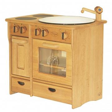 Drewart Kombi-Küche aus Massivholz
