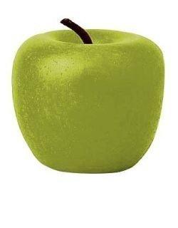 Estia 600234 Apfel grün für Kaufladen oder Kinderküche
