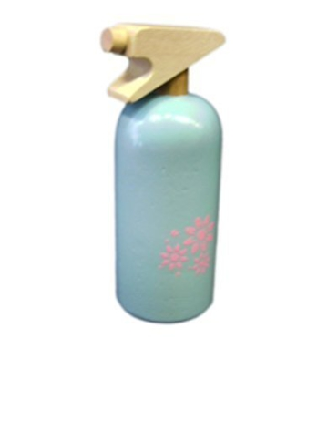 Estia 600290 Glasreiniger Flasche aus Holz Kinderküche