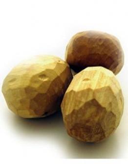 Estia 600552 Kartoffel handgeschnitzt Holz für Kinderküche
