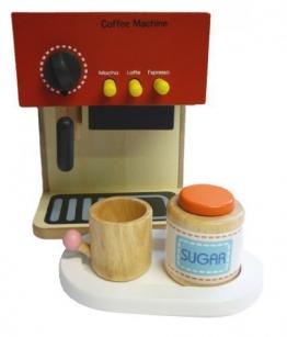 Estia 87522 -  Espresso Maschine mit Tasse und Zuckerdose