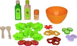 Gartensalat Set 36 tlg