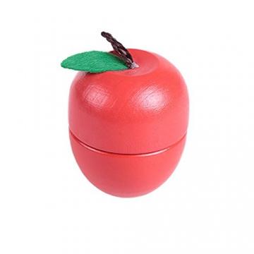 Generic Holz Magnetischen Lebensmittel Kinder Küche Schneiden Spielzeug