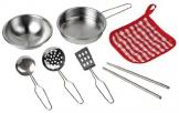 Goki 51731 - Küchenspielzeug - Kochset I