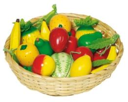 Goki 51855 - Obst im Korb