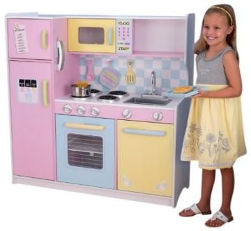 Kidkraft Große Küche 53181   Kidkraft 53181 Grosse Kuche In Pastellfarben