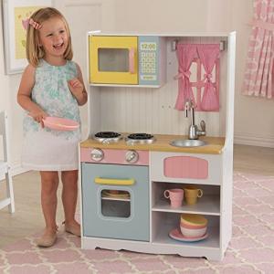 kinderk chen aus holz von kidkraft im vergleich. Black Bedroom Furniture Sets. Home Design Ideas