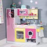 Kidkraft Sonnenschein Kinderküche 53338 aus Holz Sunshine - Spielküche Küche