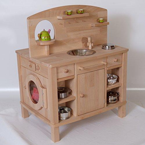 ... Kinderkuche Zubehor Spielzeug Maschinen Holz ...