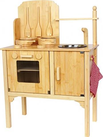 Kinderküche / Spielküche Küche Bambus