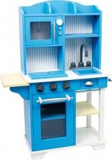 Kinderküche / Spielküche Küche Blau