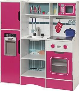 Kinderküche / Spielküche Küche mit vielen Detail