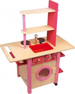 Kinderküche / Spielküche rosa