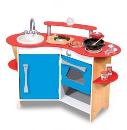 Melissa & Doug - 13950 - Holzküche für Die Gute Köchin
