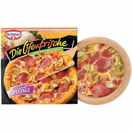 Pizza Ofenfrisch Holz 10c m