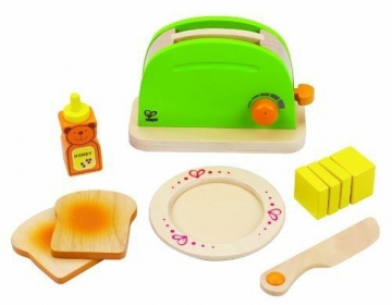 Pop-Up-Toaster 10tlg.