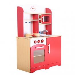 Realistische Kinderküche Spielküche Holz Kinderspielküche Spielzeugküche Spielzeug Holzküche Küche