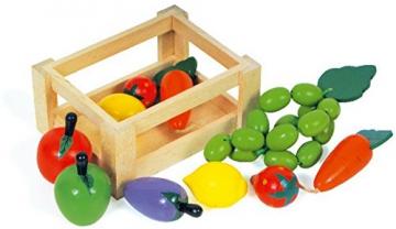 » Small Foot Company 7123 – Gemüsekiste aus Holz