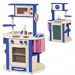 Spielküche aus Holz - rundum bespielbar von howa 48111