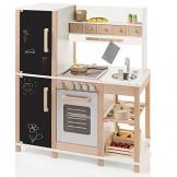 Sun - 04139 - Spielküche mit Tafel aus Holz