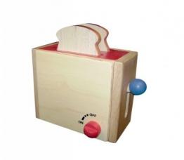Toaster 2 Scheiben Toast für Kinderküche 640016