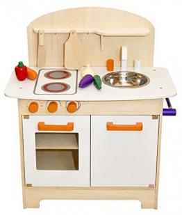Kinderkuche farbe weiss for Spielküche zubeh r