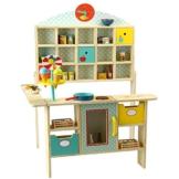 beluga Spielwaren 30880 - Kaufladen Fresh and Yummy Set, türkis