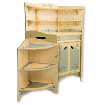 Dida – Spielküche, Küchenmöbel für die Zimmerecke, Teil der ...