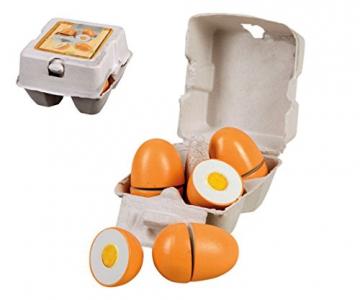 Hape Küchentraum - Komplett-Set: Spielküche aus Holz inkl Küchenzubehör-Starterset und Stickerblock