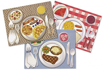 Hape Gourmet-Kinderküche, weiß inkl Starter-Set und Stickerblock -