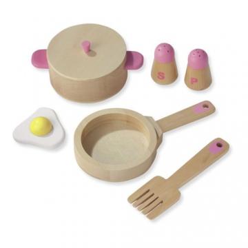 howa Küchenset aus Holz 6 tlg. 4850 -