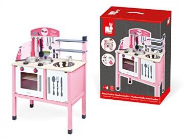 3 tlg. Set Toaster mit 2 Toastscheiben - HOLZ Spiel Küche Zubehör Deko / Toastscheiben