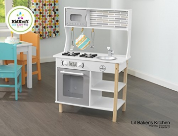Kinderküche Little Baker White von Kidkraft -