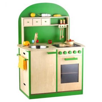 Kinderküche Spielküche aus Holz -