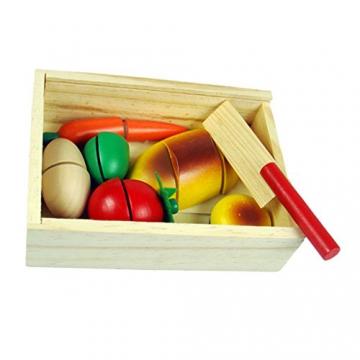Estia 4 Eier in Packung für Kaufladen oder Kinderküche 600253