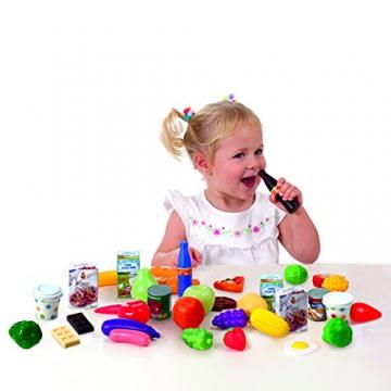 Playgo 3124 – Mein Lebensmittelsortiment, Küchenspielzeug -