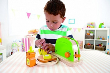 Pop-Up-Toaster 10tlg. -