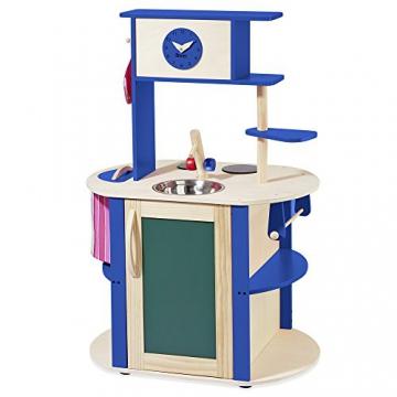 Spielküche aus Holz – rundum bespielbar von howa 48111 -