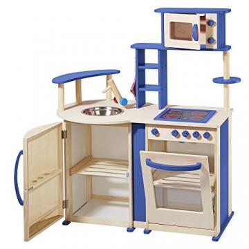 Eichhorn 100002493 Holz-Spielküche, bunt