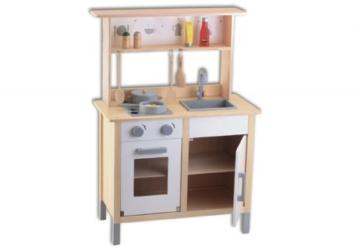 TTC beeboo Holz-Küche mit Aufsatz [Spielzeug] [Spielzeug] [Spielzeug] -