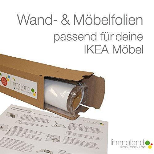 Aufkleber passend für deine IKEA Kinderküche DUKTIG (Farbe Rosa) - Kinderzimmer Dekoration - Möbel nicht inklusive -